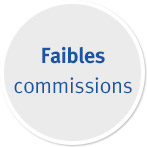 Faibles commissions